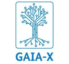 GaiaX logo european cloud