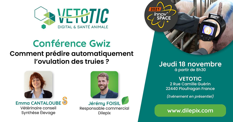 Huit bonnes raisons de participer à VetoTIC 2021