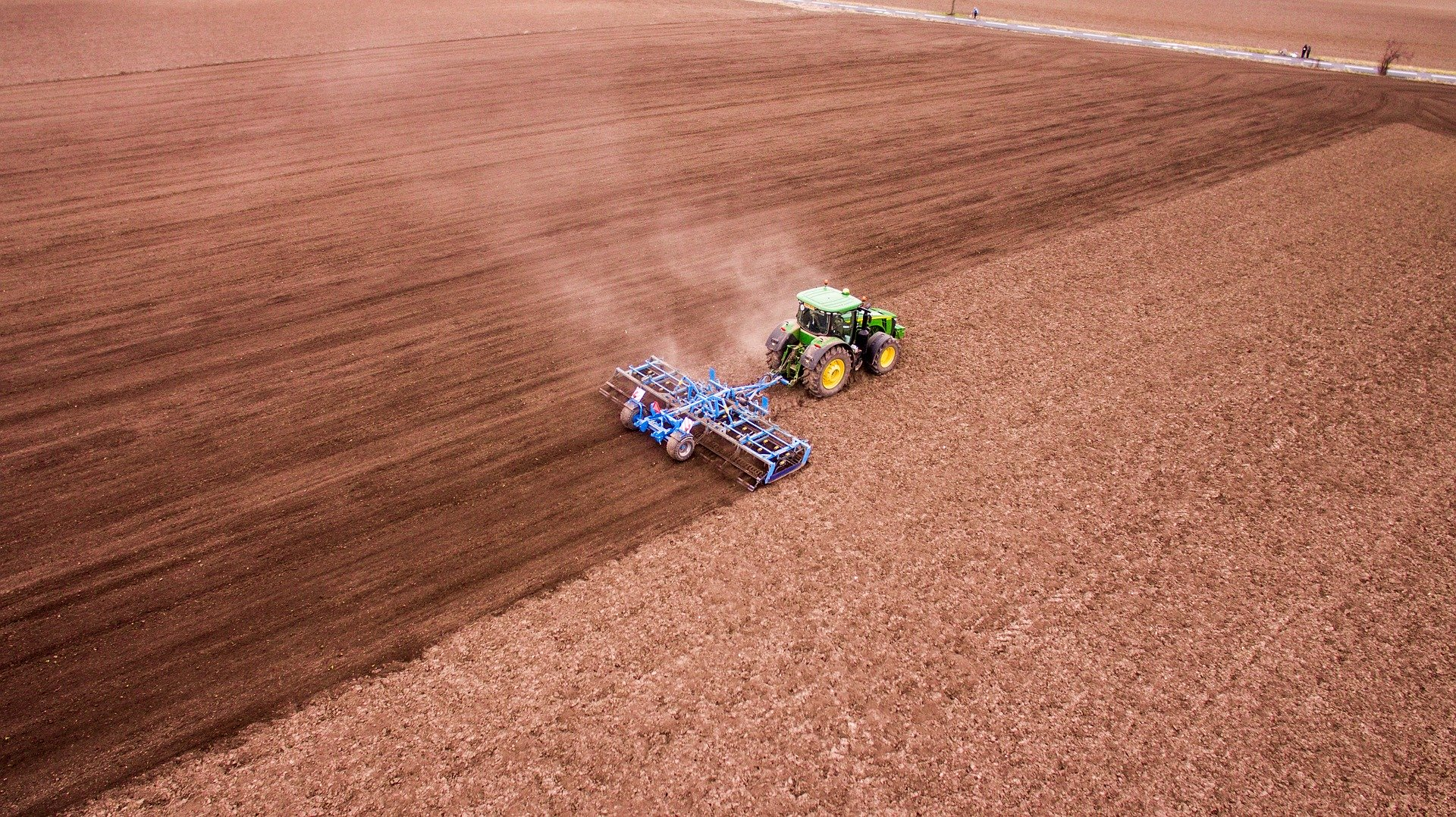 Innovation: agriculture on the front line