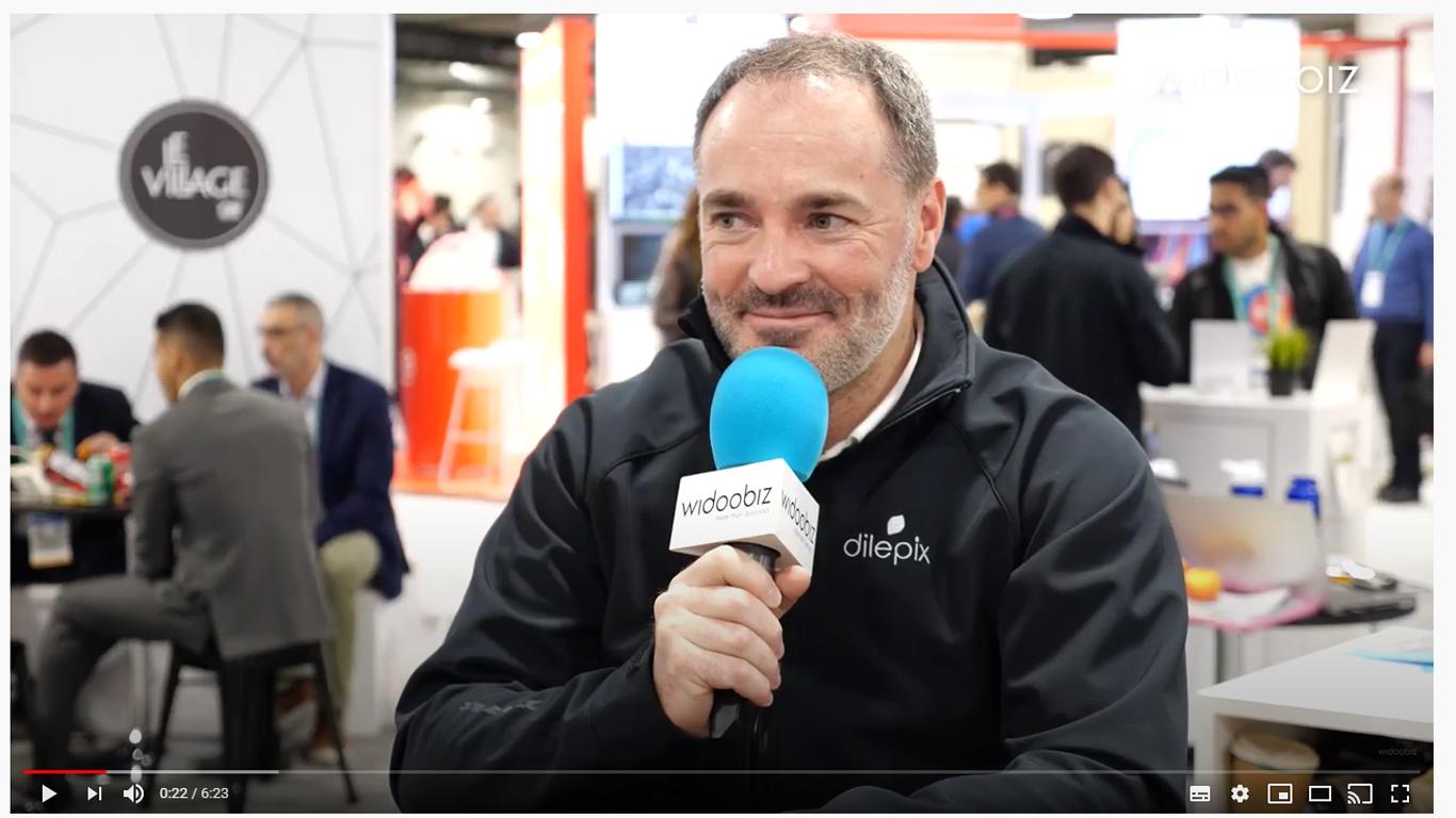 Interview of Alban Pobla at CES 2020 in Las Vega by the Widoobiz team